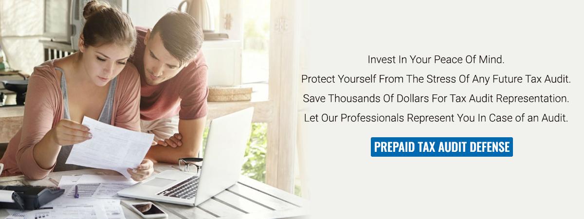 Prepaid Tax Audit
