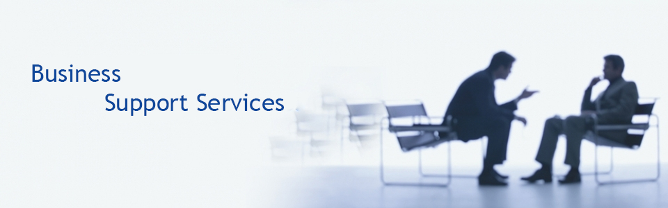 Business-Support Page Banner